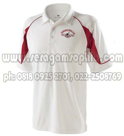 Polo Shirt Kaos Golf