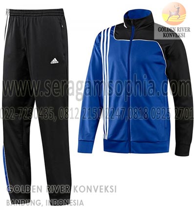 Training Suit Spak Jaket Olah Raga