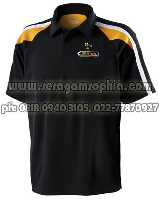 Polo Shirt Kaos Golf Variasi