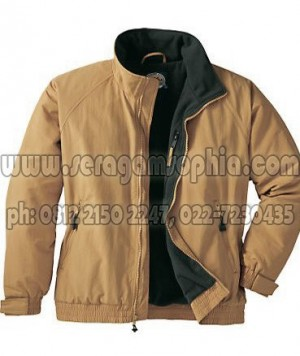 JD-01 Jaket Puring Fleece